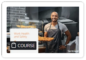 Work healthy and safe Courses