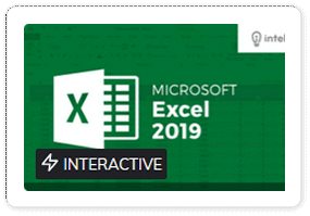 Microsoft excel 2019 courses