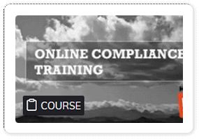 Online Compliances Training Courses